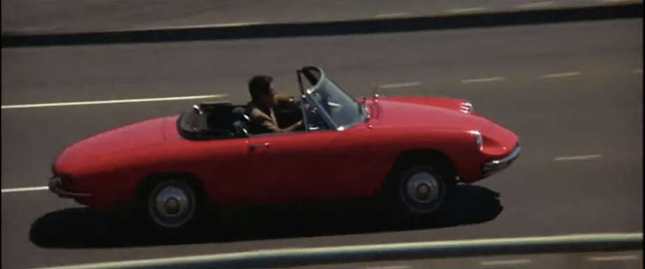 "Know that Dustin Hoffman was driving in the wrong direction on the bridge in ""The Graduate."""