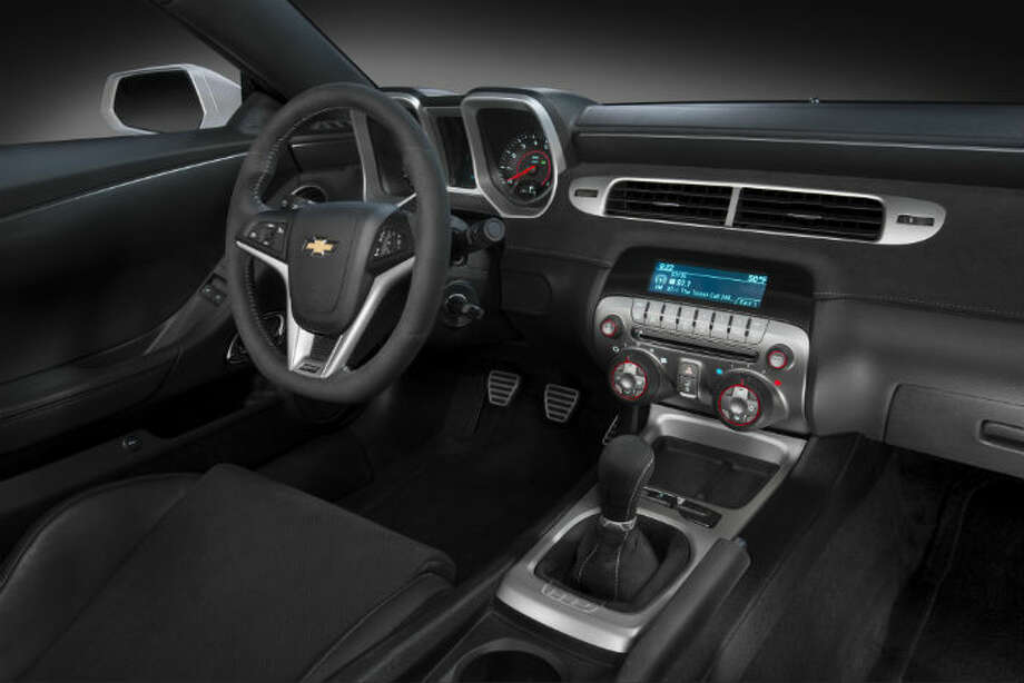 5. 2014 Chevrolet CamaroMSRP: Starting at $23,555Source: KBB Photo: Chevrolet