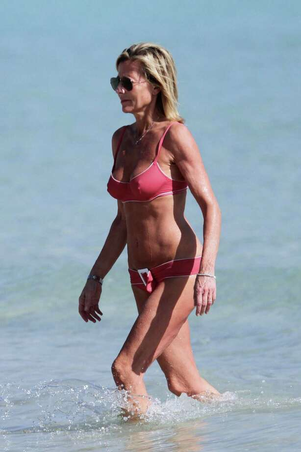Claire Chazal, Miami Beach, 2010. Photo: David Rojas, Getty Images / 2010 David Rojas