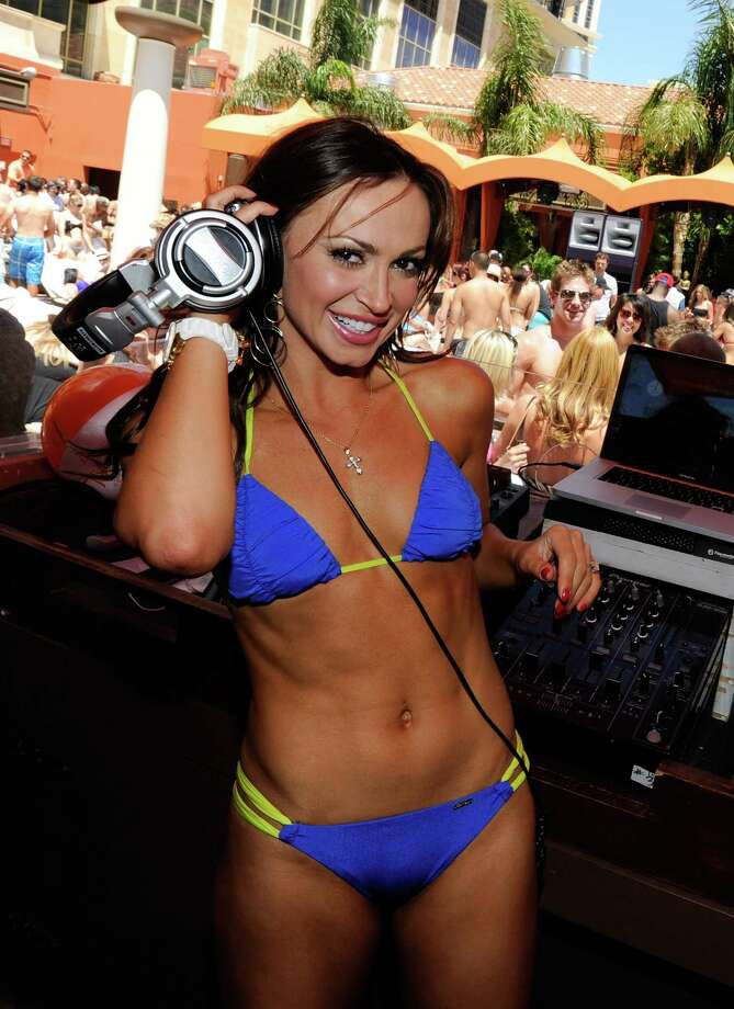Karina Smirnoff, Las Vegas, 2011. Photo: David Becker, Getty Images / 2011 WireImage