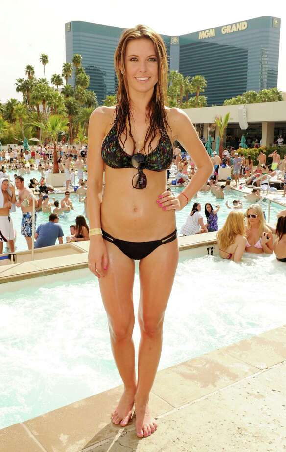 Audrina Patridge, Las Vegas, 2010. Photo: Denise Truscello, Getty Images / WireImage