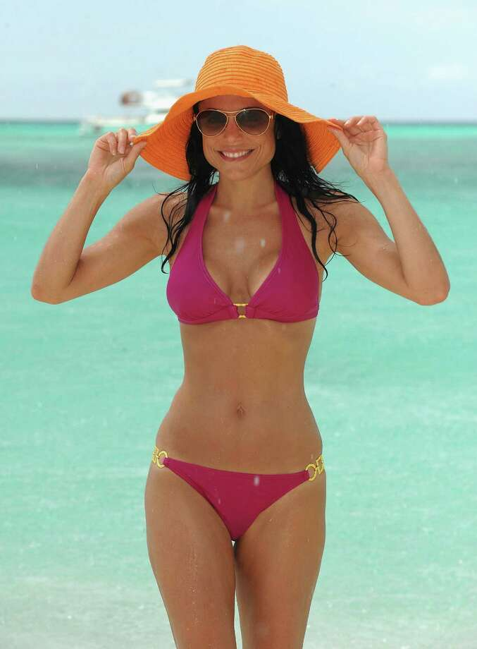 Bethenny Frankel, Turks & Caicos, 2009. Photo: Dimitrios Kambouris, Getty Images / WireImage