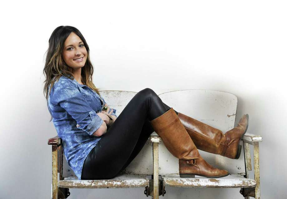 Kacey Musgraves is a native of Golden, north of Tyler. Photo: Associated Press