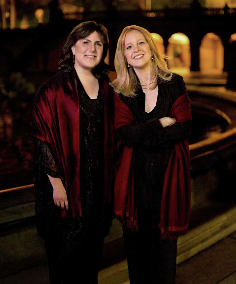 Dawn Upshaw (left) and Maria Schneider Photo: Courtesy Jimmy And Dena Katz