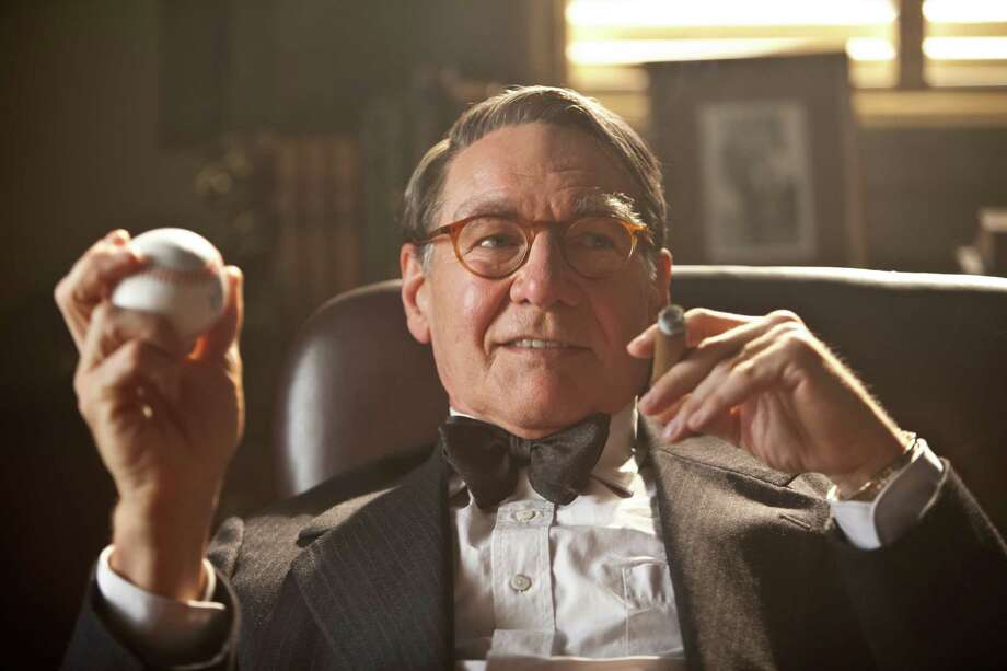 "Harrison Ford as Branch Rickey in ""42."" Photo: D. Stevens, Warner Brothers / © 2013 Legendary Pictures Productions LLC"