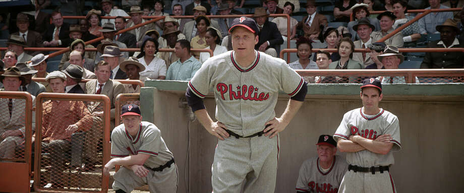 """Alan Tudyk as Ben Chapman in """"42."""" Photo: Courtesy Of Warner Bros. Picture, Warner Brothers / © 2013 Legendary Pictures Productions LLC"""