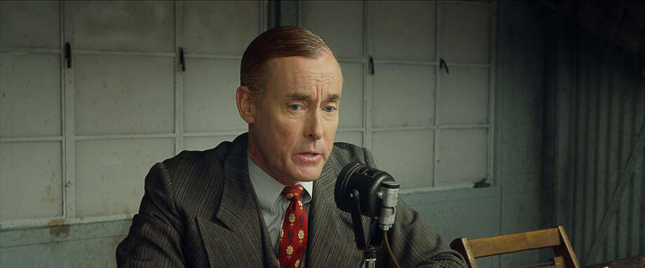 "John C. McGinley as Red Barber in ""42."" Photo: Courtesy Of Warner Bros. Picture, Warner Brothers / © 2013 Legendary Pictures Productions LLC"