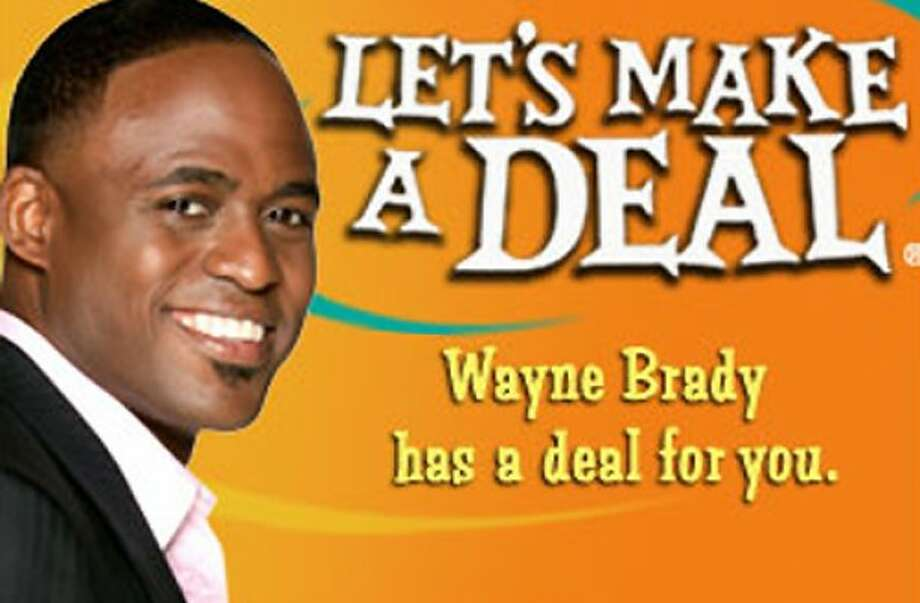 S.A. contestant thrilled to be on 'Let's Make a Deal' with Wayne Brady.