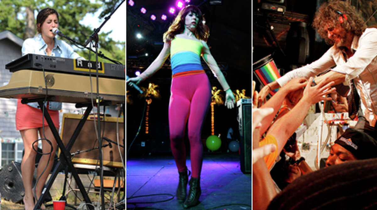 Click through for a look at some of the acts expected to perform at the 2013 Capitol Hill Block Party.