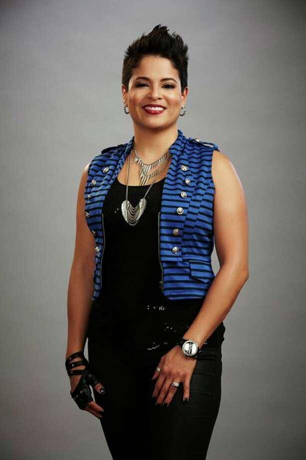 THE VOICE -- Season: 4 -- Pictured: Karina Iglesias -- Photo: NBC, Paul Drinkwater/NBC / 2012 NBCUniversal Media, LLC