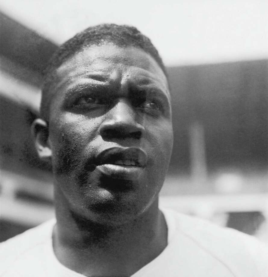 American baseball player Jackie Robinson during his time with the Brooklyn Dodgers, August 28, 1949. Photo: Hulton Archive, File / 2008 Getty Images
