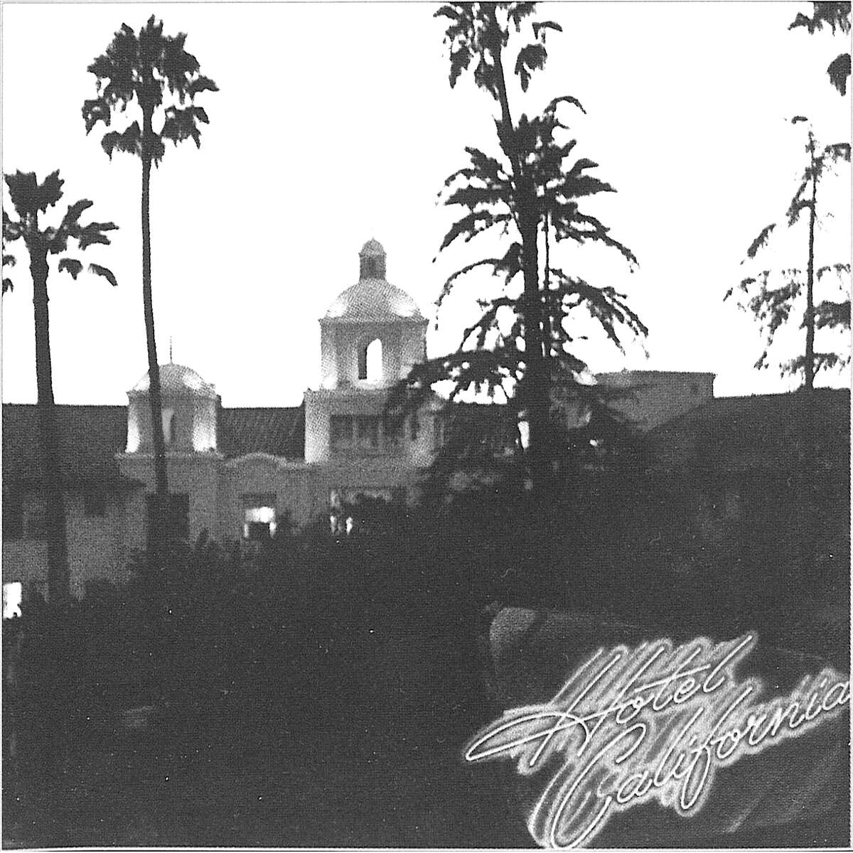 """Arkansas """"Hotel California"""" lyrics You can check out, but you can never remember what colitas is."""