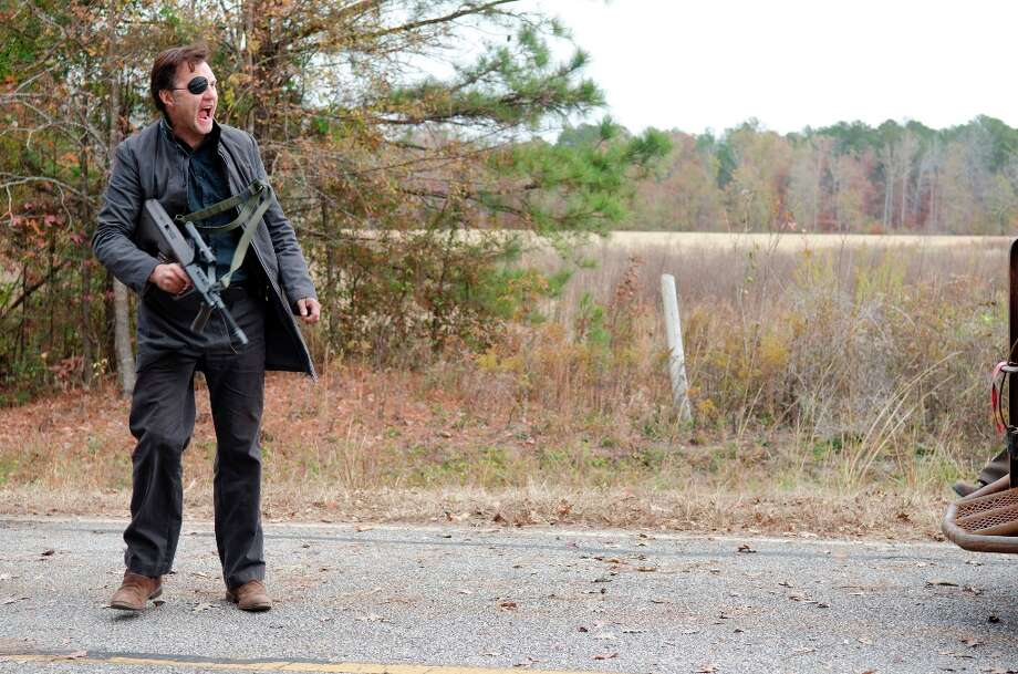 The Governor (David Morrissey) - The Walking Dead - Season 3, Episode 16 - Photo Credit: Gene Page/AMC Photo: Gene Page/AMC