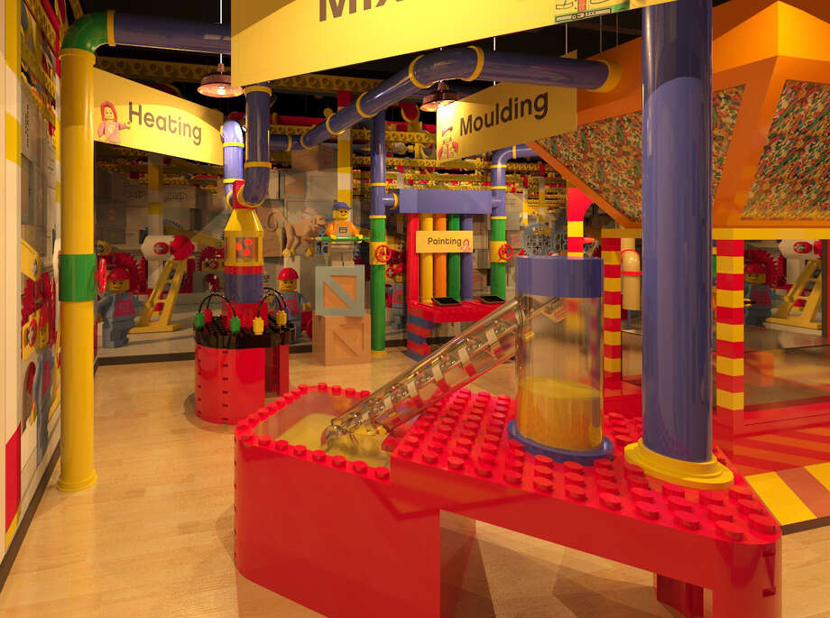 The newest LEGOLAND Discovery Center opens this week in Westchester County, N.Y., bringing more than 3 million bricks under one roof. The center features rides, workshops, play areas and a cinema. For more information about hours and admission prices, visit http://www.legolanddiscoverycenter.com/westchester Photo: Contributed Photo