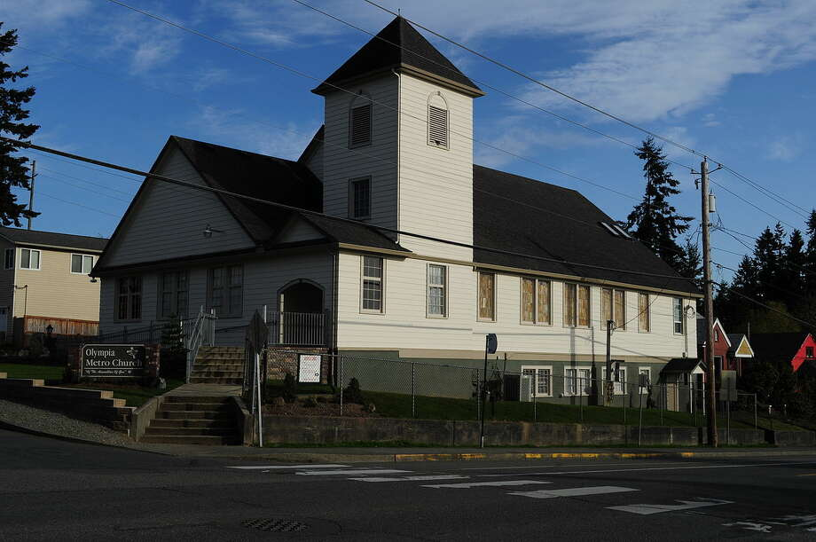 166. Olympia:29.5 percent highly religious, 47.1 percent not religious. Here's Metro Church (Assemblies of God), in Olympia. Photo: Joe Mabel, Wikimedia Commons