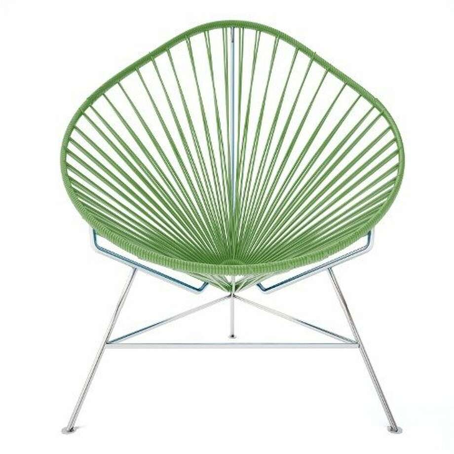 More: $475 Acapulco Chair from Y Living (yliving.com) Photo: Y Living