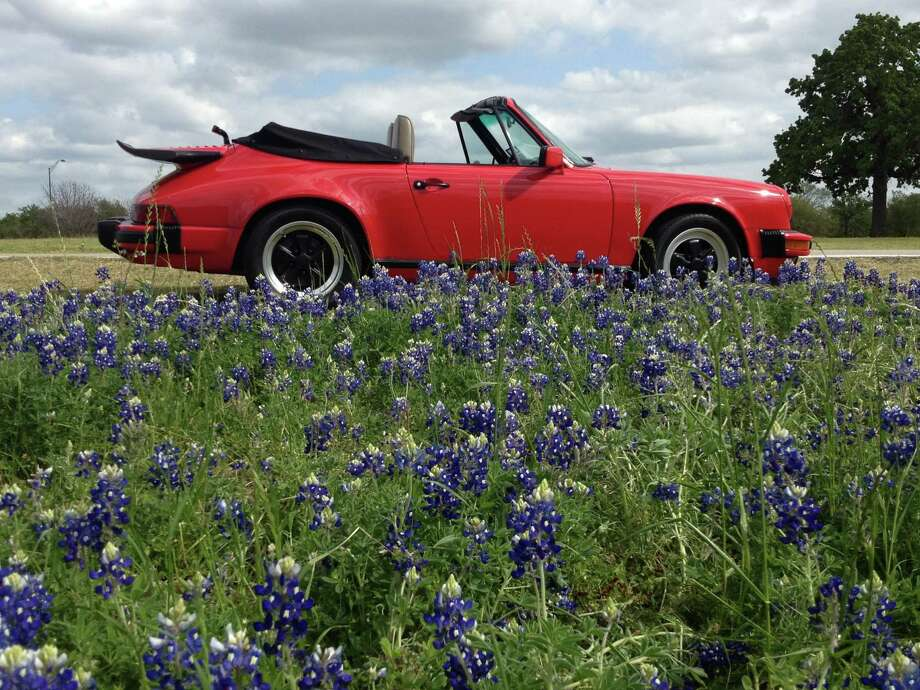 1986 Porsche 911, College Station. (Richard Franke) Photo: Reader Submission
