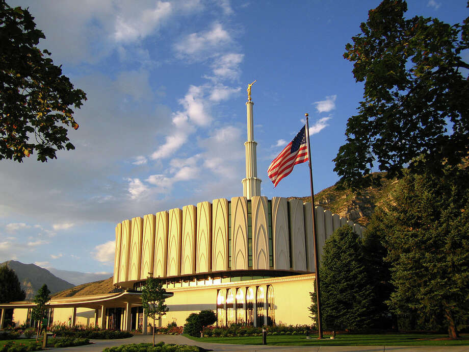 The majority of the nation's most religious metropolitan areas are in the Southeast. An exception is Utah, with its Mormon heritage. It includes the most religious U.S. area, Provo, where 77.2 percent of residents are highly religious and 12.7 percent are not religious. Photo: Ricardo630/Wikimedia Commons