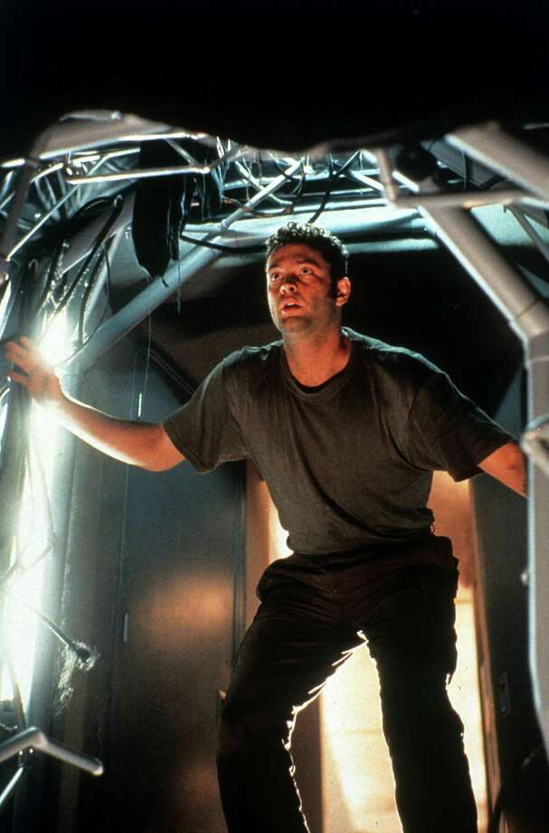 Vince Vaughn in a scene from the film 'The Lost World: Jurassic Park.' Photo: Archive Photos, Getty Images / 2012 Getty Images