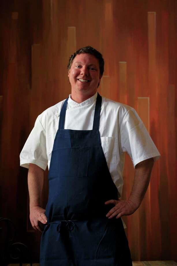 Ben McPherson is the new chef at Batanga downtown. Photo: Karen Warren, Staff / © 2013 Houston Chronicle