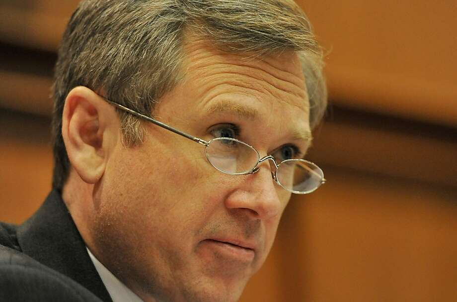 Sen. Mark Kirk announced his decision on a blog post. Photo: Brian Kersey, Getty Images
