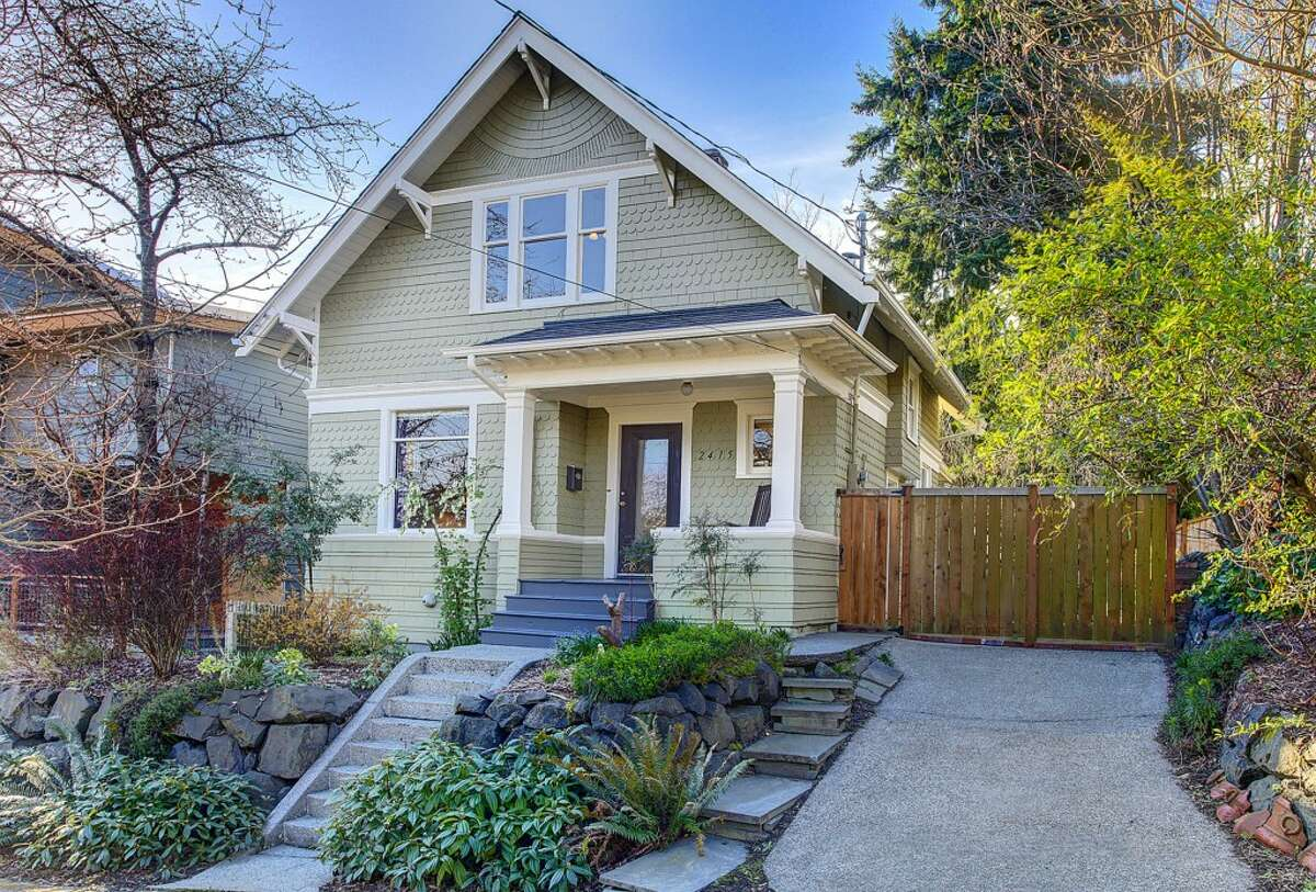 Seattle's Central Area offers nice homes close to just about everything. Here are five homes listed there between $400,000 and $500,000, starting with 2415 E. Spring St. The 2,180-square-foot Craftsman, built in 1907, has three bedrooms, 1.5 bathrooms, high ceilings, built-ins, a back porch and a patio on a 3,000-square-foot lot. It's listed for $489,900.