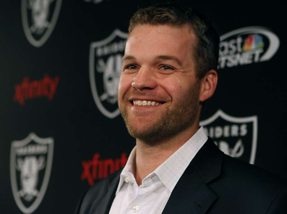 Matt Flynn has a good history with GM Reggie McKenzie. Photo: Paul Chinn, The Chronicle