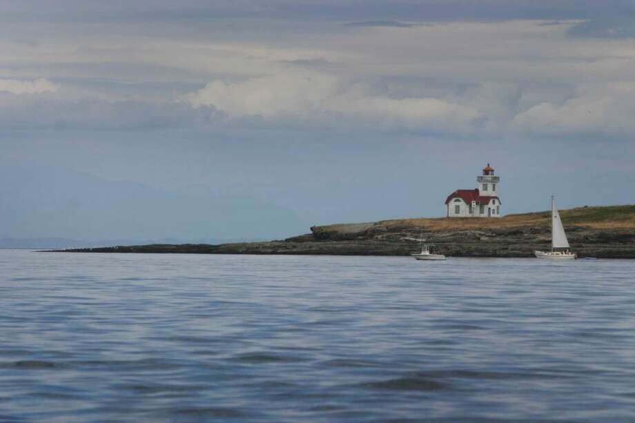 The Patos Island Lighthouse is shown in this file photo. (Joshua Trujillo, seattlepi.com)