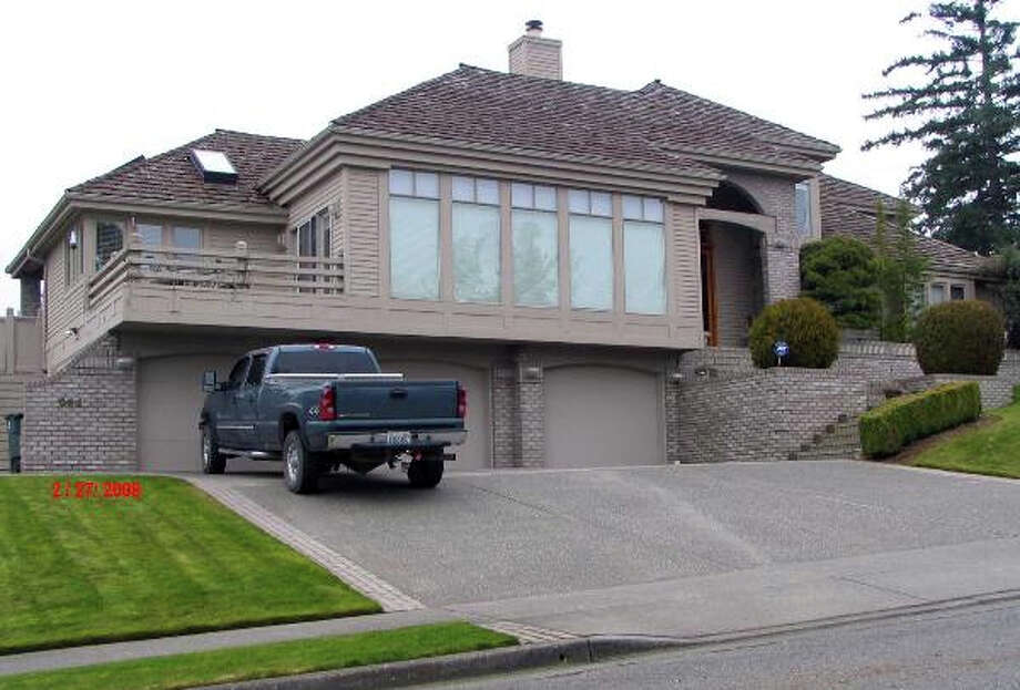 Pictured above is a Bellingham home owned by the wife of Scott Johnson, now alleged to have run a profitable marijuana operation for more than a decade. Federal investigators contend Johnson bought the house with drug money. Photo: Whatcom County Assessor's Office