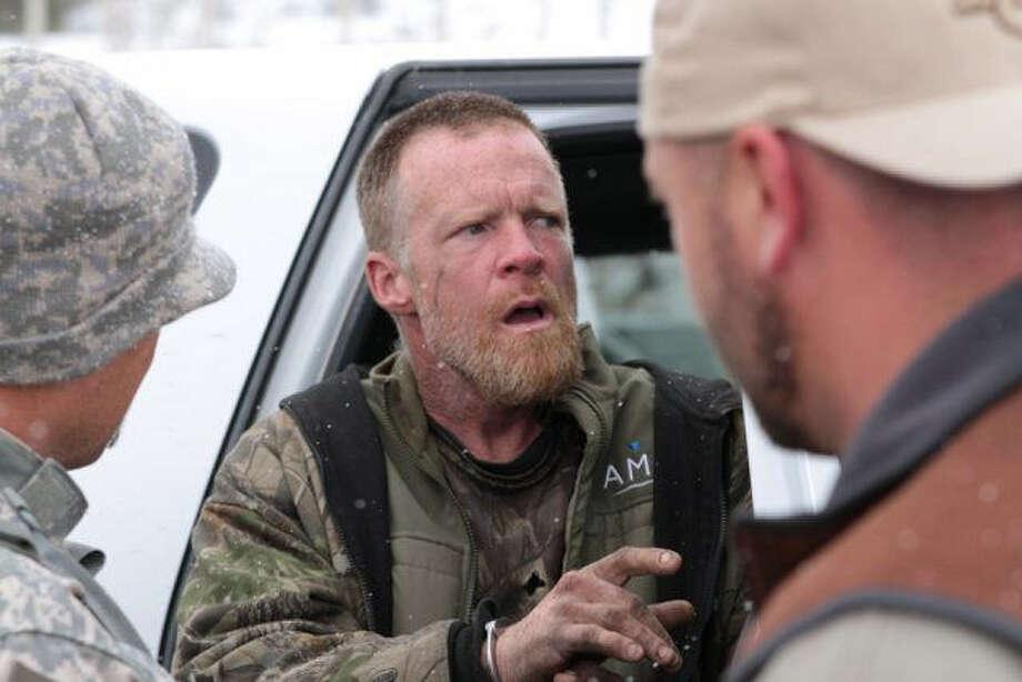 Troy James Knapp is suspected in cabin burglaries in Utah.