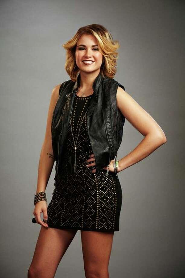 THE VOICE -- Season: 4 -- Pictured: Audrey Karrasch -- Photo: NBC, Paul Drinkwater/NBC / 2012 NBCUniversal Media, LLC