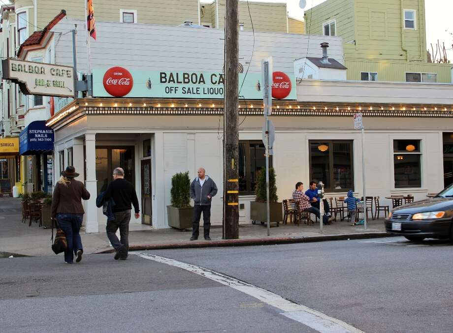 Balboa Cafe. Photo: Stephanie Wright Hession