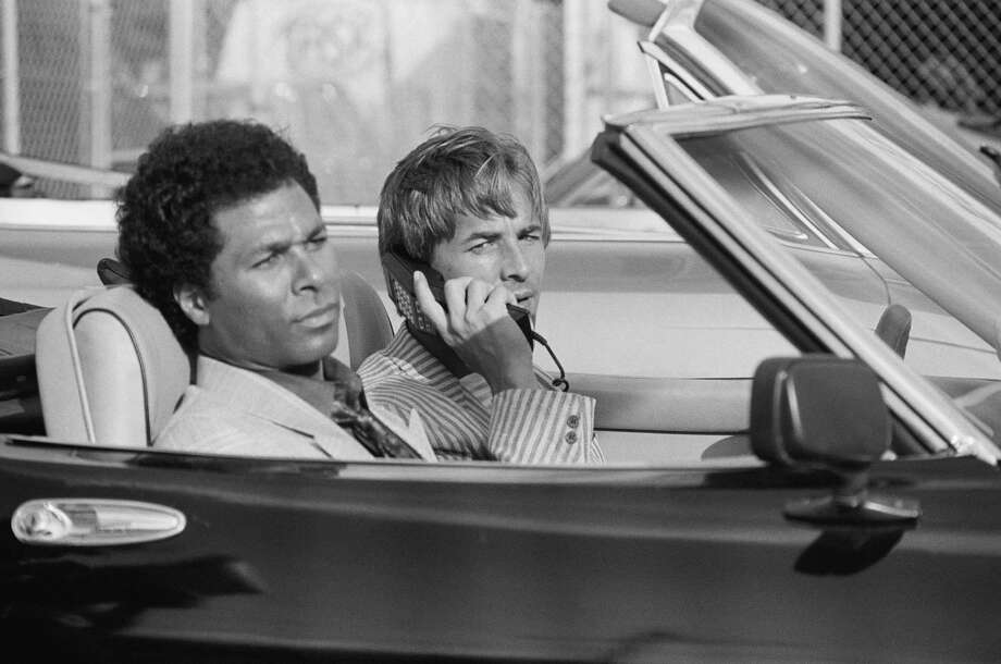 Crockett and Tubbs made cell phones look cool. Photo: NBC, File / © NBC Universal, Inc.