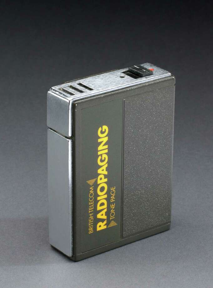 Remember pagers? Photo: Science & Society Picture Librar, File / Science Museum, London