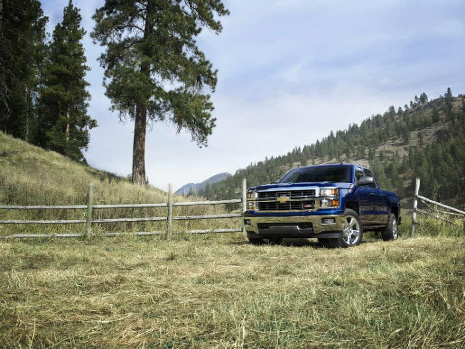 2014 Chevrolet Silverado Photo: Chevrolet