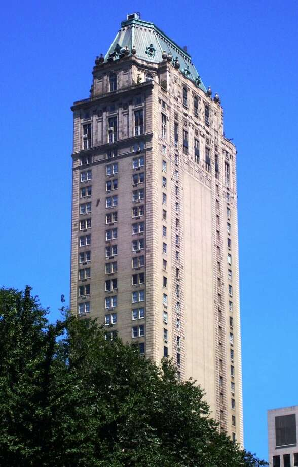 If it sells for anywhere near the $125 million asking price, it will become the most expensive private residence ever sold in New York City. Photo: Wikipedia