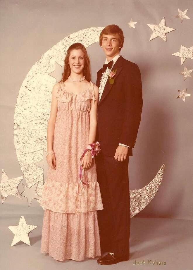 Phoebe Tudor,Bolton High School in 1978 in Alexandria, Louisiana