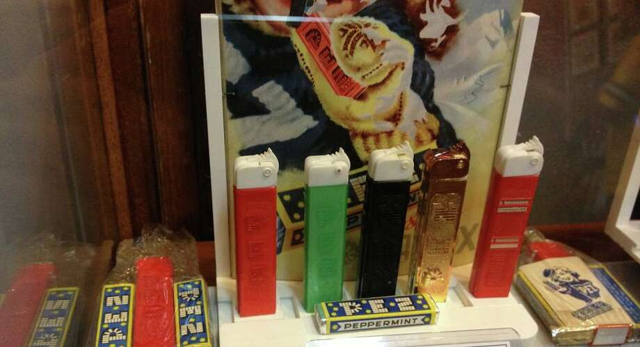 Original 1927 PEZ dispensers were designed to resemble cigarette lighters, with the idea that the candies might be an alternative to smoking.