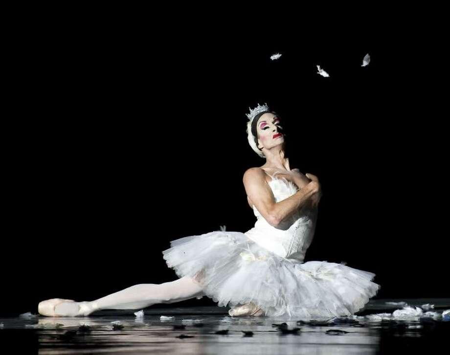 Arts San Antonio will present Les Ballets Trockadero de Monte Carlo. Courtesy Arts San Antonio
