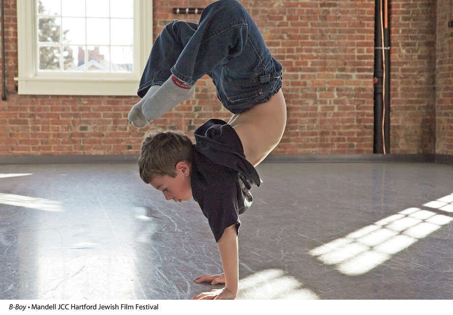 "Eli Furman of Fairfield is the subject of ""B-Boy"" a documentary about his adventures with the Bridgeport breakdancing troupe - United Outkast - that will be featured in the 17th annual Mandell JCC Hartford Jewish Film Fest, running April 4 to 15. Photo: Contributed Photo / Connecticut Post Contributed"