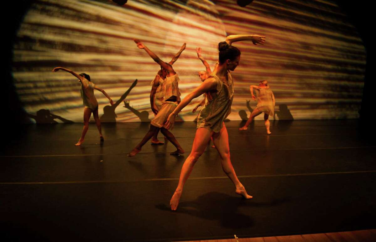 """Trainor Dance will present """"Sandpainting"""" on Friday April 5, 2013, as part of the Next Move Dance Festival at Proctors. (Proctors)"""