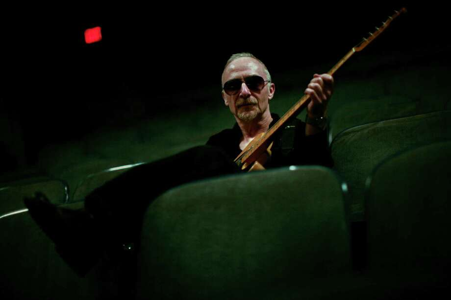 Graham Parker, of the Rumour, at the Bardavon theater in Poughkeepsie, N.Y., Nov. 21, 2012. Parker and his old band, the Rumour, are getting back together for a film, album and tour. (Nathaniel Brooks/The New York Times) -- PHOTO MOVED IN ADVANCE AND NOT FOR USE - ONLINE OR IN PRINT - BEFORE DEC. 02, 2012. -- Photo: NATHANIEL BROOKS / NYTNS