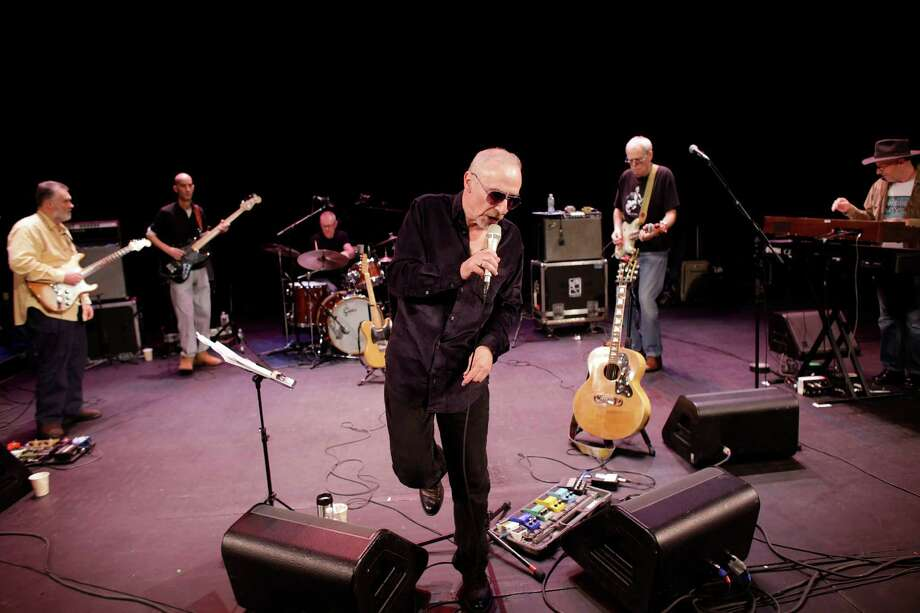 Tuesday: Rockers Graham Parker and the Rumour perform Tuesday at Fairfield Theatre's StageOne. Photo: NATHANIEL BROOKS / NYTNS