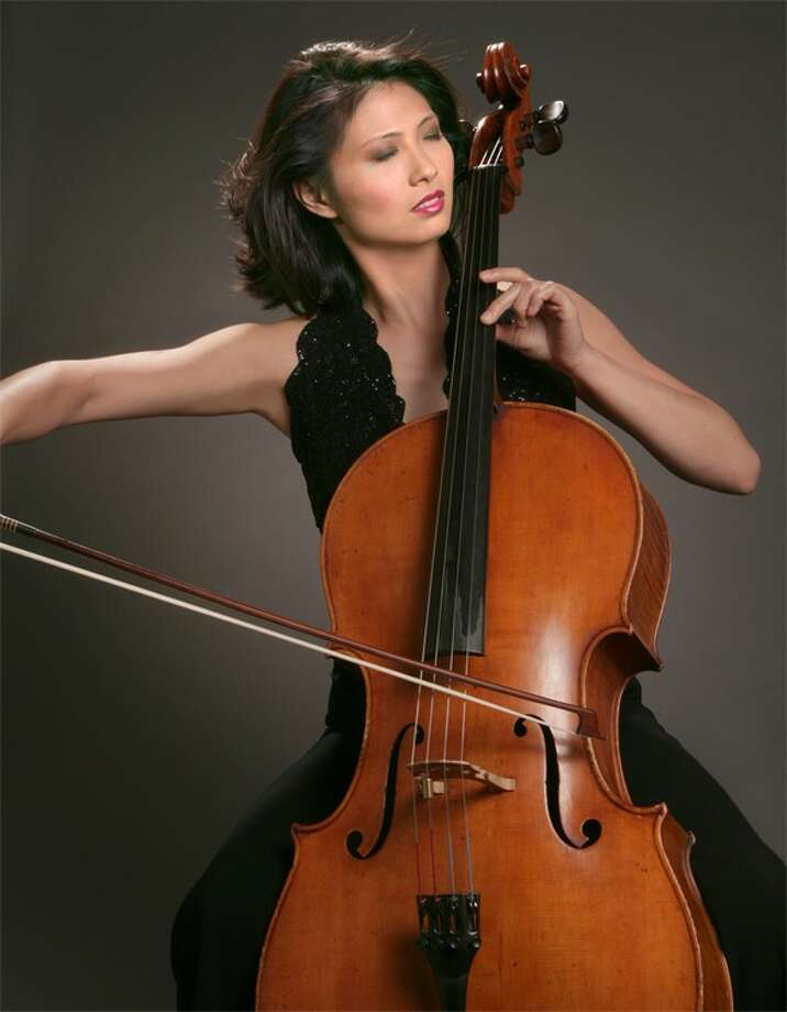 Cellist Sophie Shao in bringing some friends to her annual concert at Union College. They'll be playing trios and quartets of Beethoven, Mahler and Brahms. 3 p.m. Sunday, Union College Memorial Chapel, Schenectady. Click here for more information.