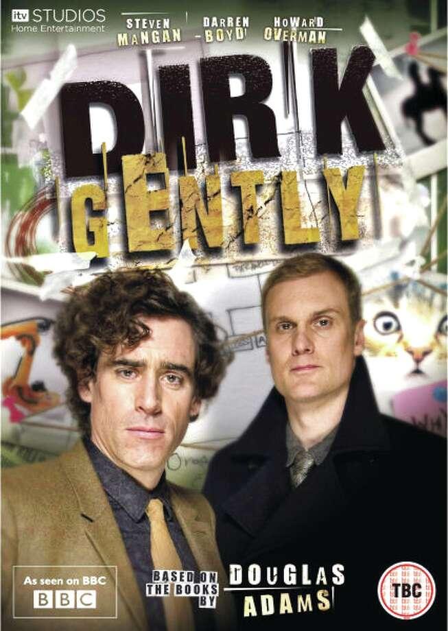 """Dirk Gently"" DVD"