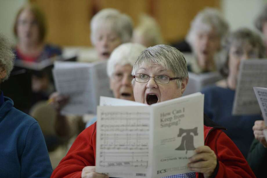 When Elizabeth Jones founded the Thursday Musical Club in 1913, American women were seven years away from casting their first votes. The group is celebrating its anniversary at 2:30 p.m. Sunday at First Reformed Church in Schenectady with an afternoon of works from the last 100 years. Click here for more information. (Skip Dickstein/Times Union) Photo: SKIP DICKSTEIN / 10021591A