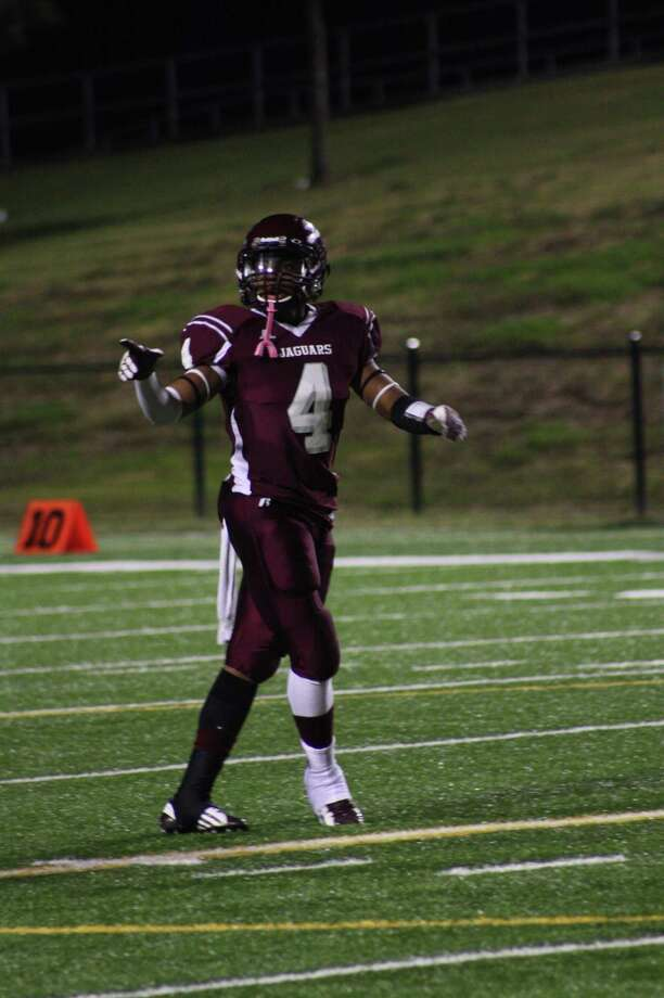 Central sophomore football player P.J. Locke. Photo: Courtesy Of James Locke