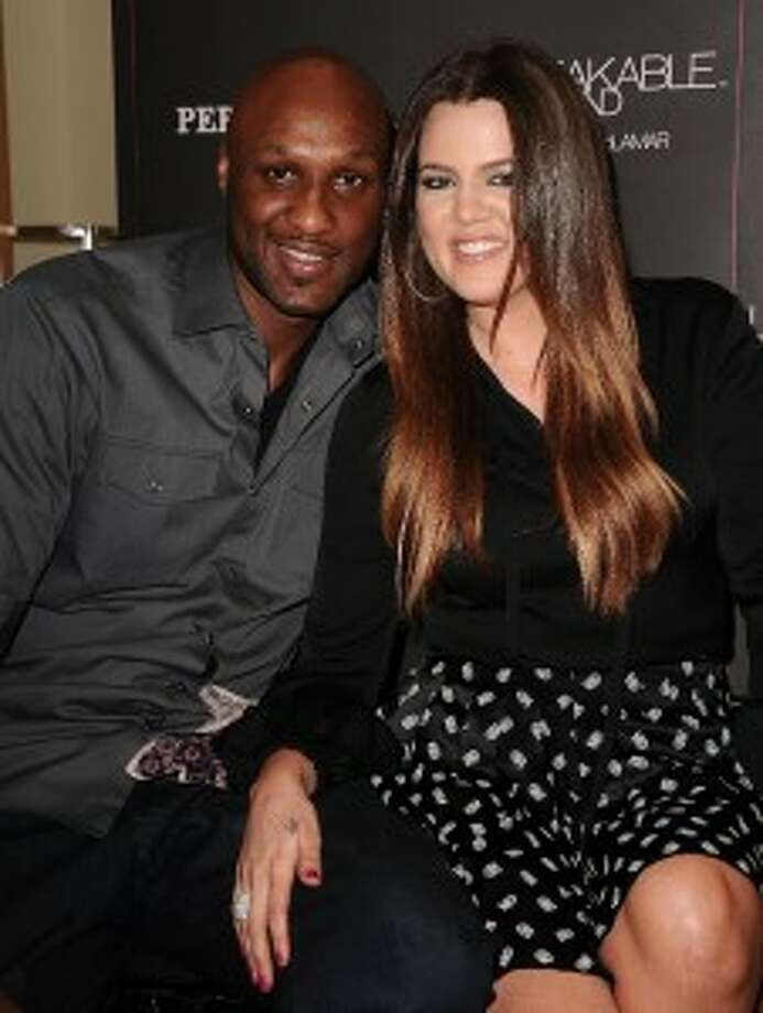 Who:Khloe Kardashian and Lamar OdomMarried for: 5 years The couple hasn't officially split yet, however, Khloe reportedly filed for divorce from her husband after a video surfaced of Lamar rapping about drugs and cheating on Khloe.