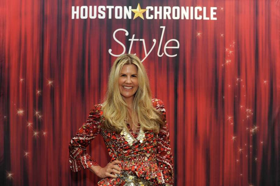 Pippa Holt poses at the Houston Chronicle's 31st annual Best Dressed luncheon, at the Westin Galleria Hotel, Houston, Texas on the 3rd April 2013. Photo: Spike Johnson, For The Chronicle / Spike Johnson