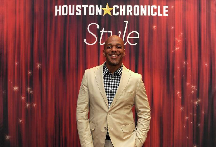 Gary Blackshire poses at the Houston Chronicle's 31st annual Best Dressed luncheon, at the Westin Galleria Hotel, Houston, Texas on the 3rd April 2013. Photo: Spike Johnson, For The Chronicle / Spike Johnson